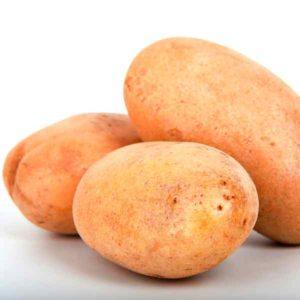 Patata tornear. Verduras y frutas a domicilio Huverfruit