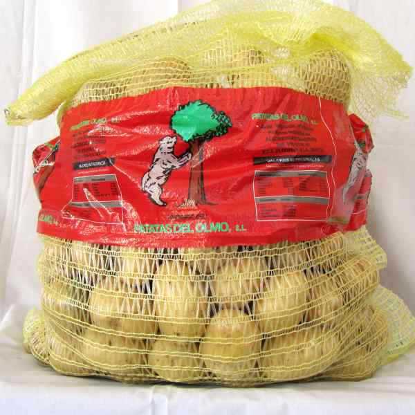 Patatas saco 15 kilos. Fruteria Online Servicio a Domicilio
