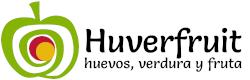 Huverfruit, fruteria y huevos a domicilio logo